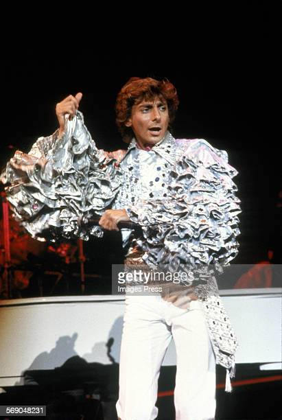 Barry Manilow in concert circa 1983 in New York City