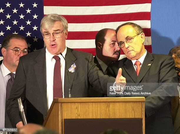 Barry Mawn head of the FBI office in New York speaks at news conference in NBC studios at 30 Rockefeller Center after an NBC employee tested positive...