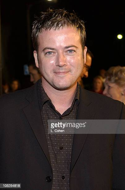 """Barry McEvoy during """"Veronica Guerin"""" - Los Angeles Premiere - Red Carpet at The Bruin Theater in Westwood, California, United States."""