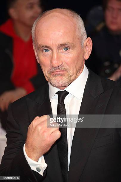 Barry McGuigan attends the Pride of Britain awards at Grosvenor House on October 7 2013 in London England