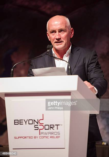 Barry McGuigan during the Beyond Sport Awards supported by Comic Relief on October 20 2015 in London England