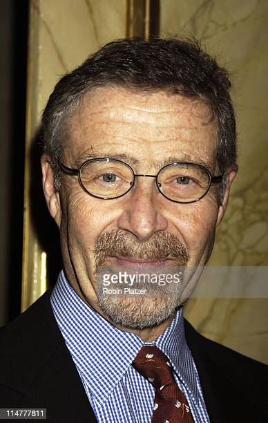 Barry Meyer during The Center for Communications Luncheon Honoring Richard Parsons Chairman and CEO of Time Warner at The Pierre Hotel in New York...