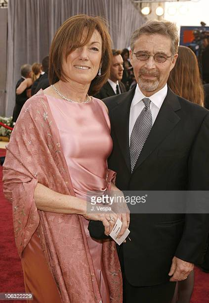 Barry Meyer of Warner Bros and wife Wendy