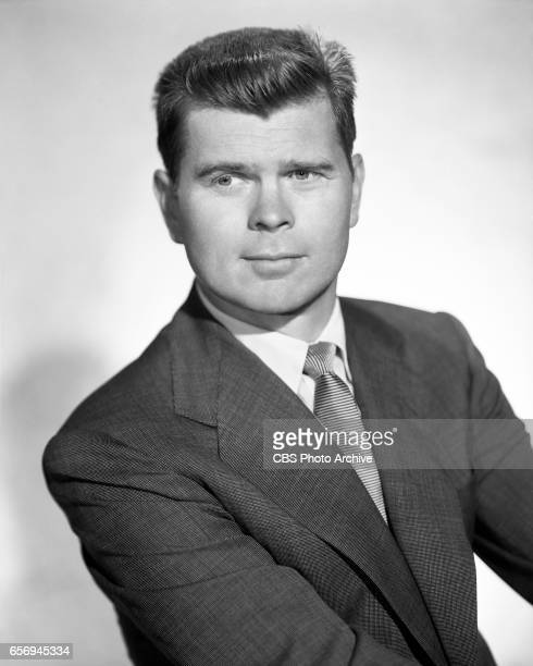 Barry Nelson portrays George Cooper in the CBS television situation comedy My Favorite Husband Image dated November 22 1954 Los Angeles CA