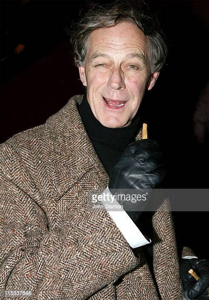 Barry Otto during Opening Night of Exit The King Starring Geoffrey Rush in Sydney on June 132007 at Belvoir St Theatre in Sydney NSW Australia