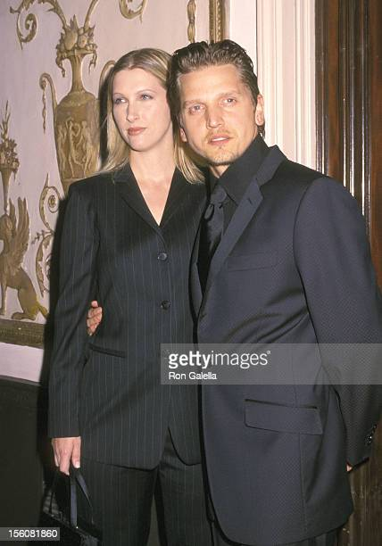 Barry Pepper and Wife Cindy Pepper during 54th Annual Directors Guild Of America Honors at WaldorfAstoria in New York New York United States