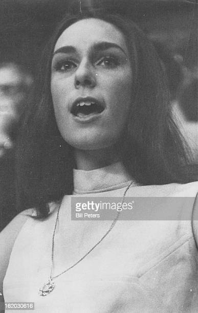 NOV 8 1967 NOV 23 1967 Barry Rick Mrs By Nancy Foster Denver Post Special Writer Pam Barry is the daughter of the coach and the wife of a star who'll...