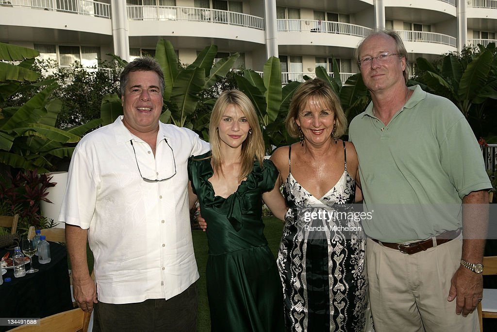 Barry Rivers, Claire Danes, Stella Rivers and William Hurt