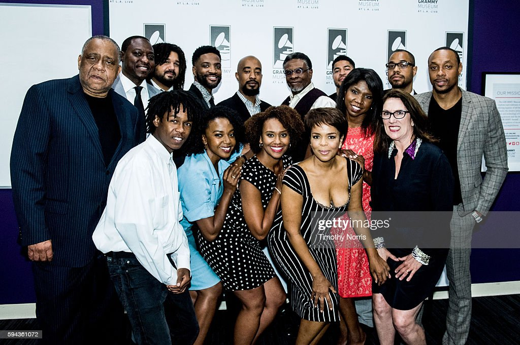 A Tribute To Langston Hughes: Stories, Poems, Jazz & The Blues Presented by the GRAMMY Museum and WordTheatre : News Photo