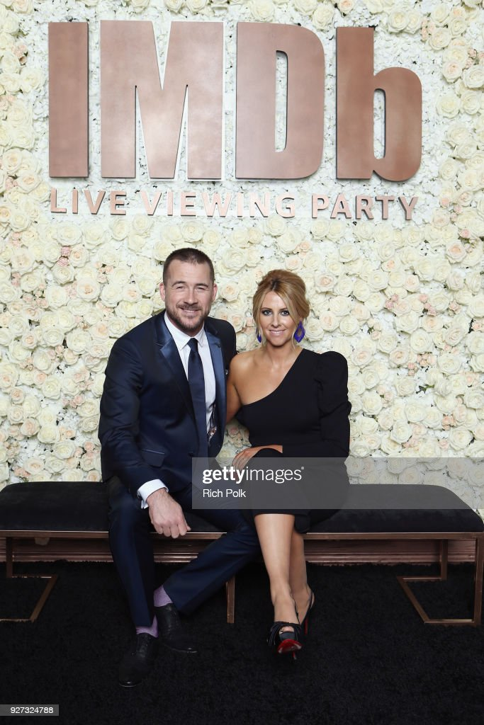 IMDb LIVE Viewing Party : News Photo