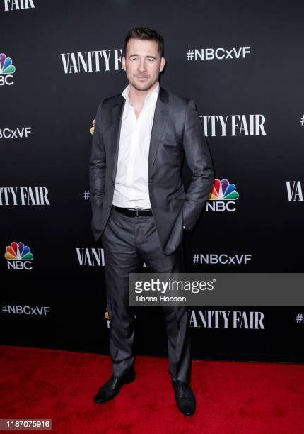 Barry Sloane attends NBC and Vanity Fair's celebration of the season at The Henry on November 11 2019 in Los Angeles California