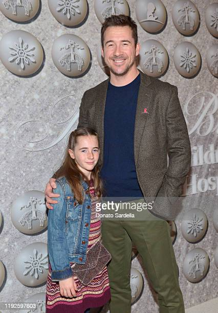 Barry Sloane attends the Brooks Brothers and St Jude Children's Research Hospital Annual Holiday Celebration at The West Hollywood Edition on...