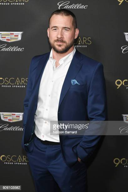 Barry Sloane attends the Cadillac Oscar Week Celebration at Chateau Marmont on March 1 2018 in Los Angeles California