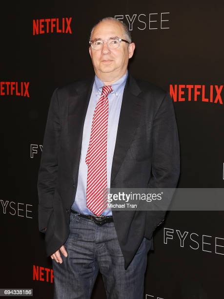 Barry Sonnenfeld attends Netflix's 'A Series Of Unfortunate Events' FYC event held at Netflix FYSee Space on June 9 2017 in Beverly Hills California