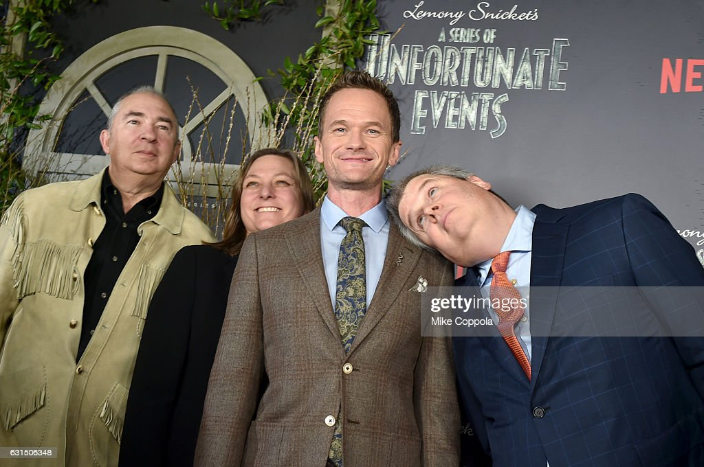 "An Alternative View Of ""Lemony Snicket's A Series Of Unfortunate Events"" Screening"