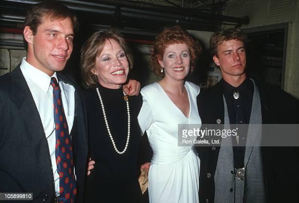 Barry Tubb Mary Tyler Moore Lynn Redgrave and John Linton