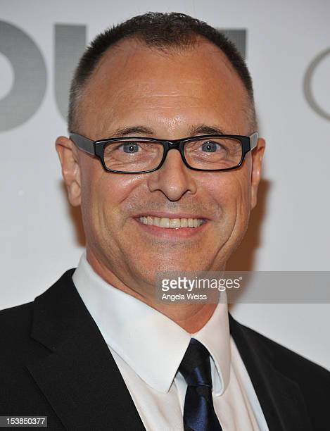 Barry W. Levy attends OUT's 20th Anniversary celebration presented by Lexus at Station Hollywood at W Hollywood Hotel on October 9, 2012 in...