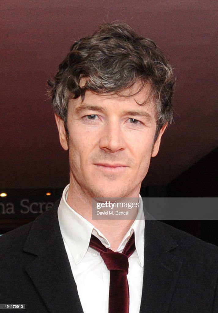 Barry Ward attends the UK Film Premiere of 'Jimmy's Hall' at BFI Southbank on May 28, 2014 in London, England.