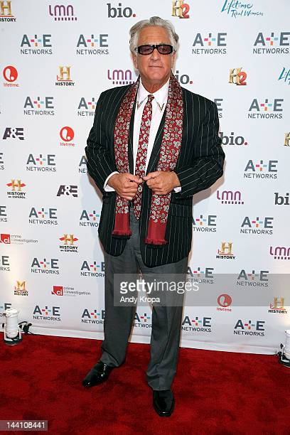 Barry Weiss attends the A+E Networks 2012 Upfront at Lincoln Center on May 9, 2012 in New York City.