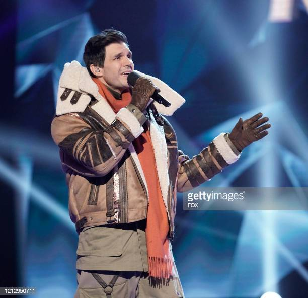 Barry Zito in the A Day In the Mask The Semi Finals / After the Mask A Day In the Mask The Semi Finals special twohour episode of THE MASKED SINGER...
