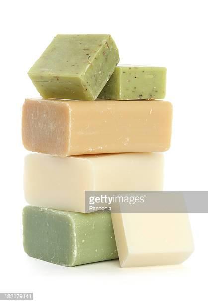 Barras de sabonete