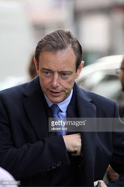Bart de Wever, Vorsitzender der Nieuw-Vlaamse Alliantie