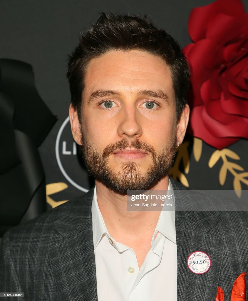 Bart Edwards attends the Lifetime hosts Anti-Valentine's Bash for Premieres of 'UnREAL' and 'Mary Kills People' on February 13, 2018 in West Hollywood, California.