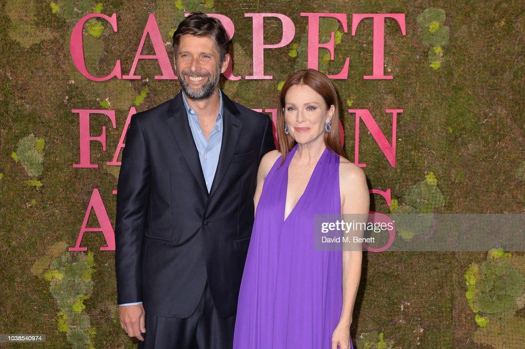 The Green Carpet Fashion Awards Italia 2018 - VIP Arrivals : News Photo