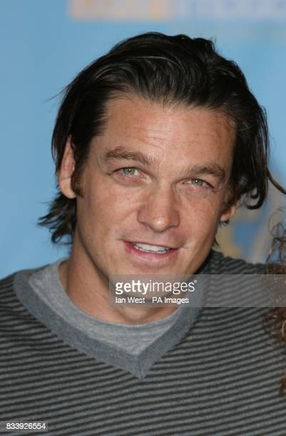 Bart Johnson arrives at the DVD premiere of High School Musical 2Extended Edition at the El Capitan Theatre in Los Angeles