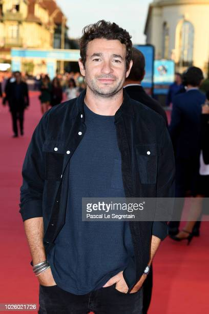 Bart Layton attends the Galveston Premiere during the 44th Deauville American Film Festival on September 1 2018 in Deauville France