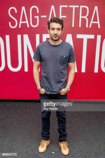 Bart Layton discusses American Animals during SAGAFTRA Foundation Conversations at The Robin Williams Center on May 30 2018 in New York City
