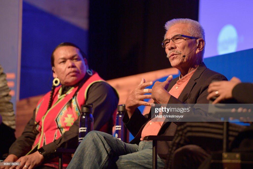 2018 Sundance Film Festival - The New Climate Panel