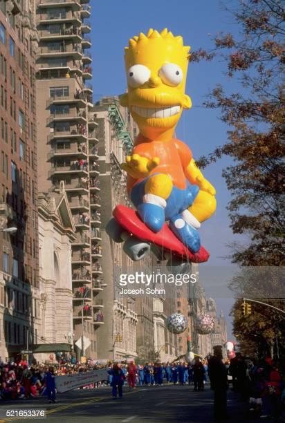 Bart Simpson Balloon