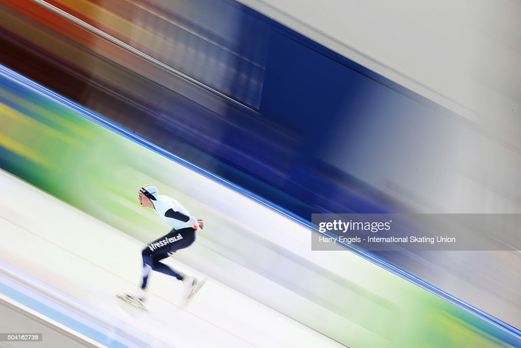 ISU European Speed Skating Championships 2016 - Day One