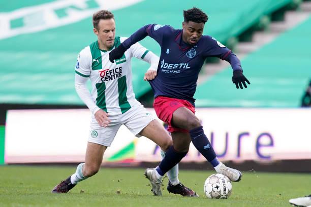 NLD: FC Groningen v Willem II - Dutch Eredivisie