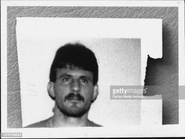Bart Vosmaer described as extremely dangerousA prisoner serving 10 years for attempted murder escaped from Long Bay Jail yesterday in a truck loaded...