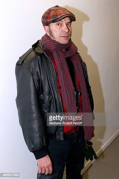Bartabas attends the 'Nuit De La Chine' Opening Night at Grand Palais on January 27 2014 in Paris France