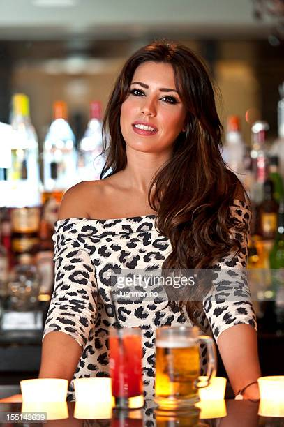 bartender - mexican beer stock pictures, royalty-free photos & images