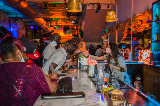 SC: Nightlife Returns To South Carolina As Coronavirus Cases Nearing 95,000