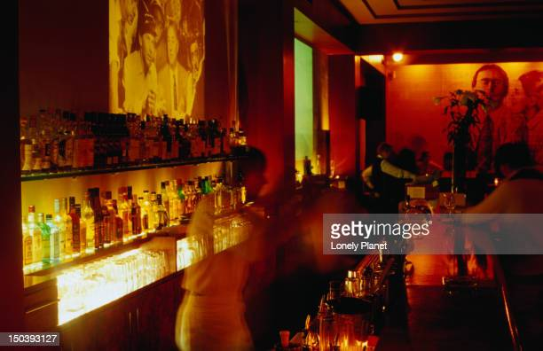 Bartenders working at Reingold Bar, Mitte