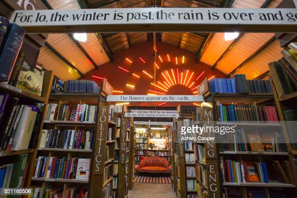 Barter Books, one of the largest second hand bookshops in the UK.