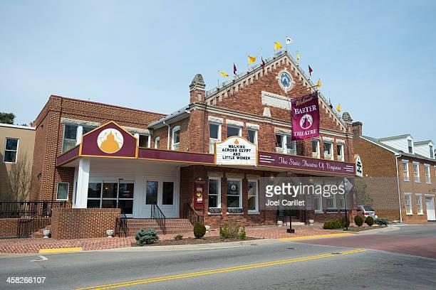 Barter Theater in Abingdon, Virginia