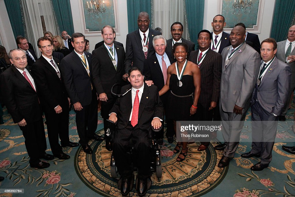 29th Annual Great Sports Legends Dinner To Benefit The Buoniconti Fund To Cure Paralysis - Legends Reception
