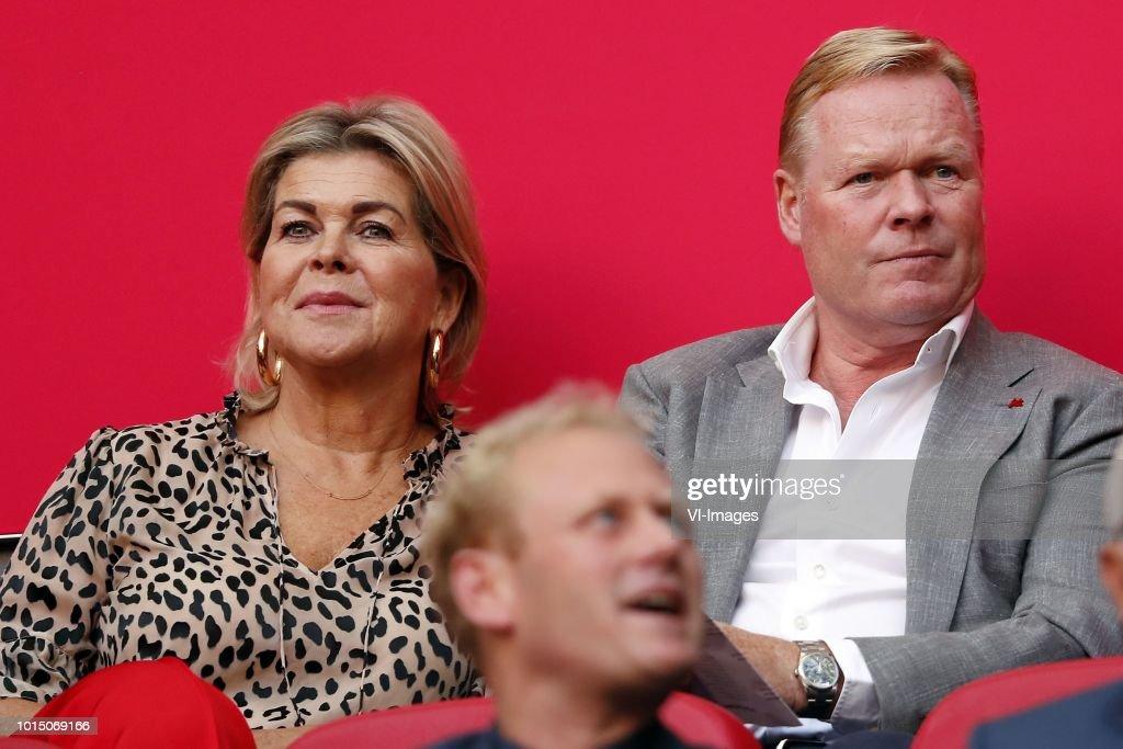 "Dutch Eredivisie""Ajax v Heracles Almelo"" : News Photo"