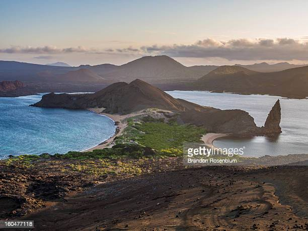 bartolomé - galapagos islands stock pictures, royalty-free photos & images