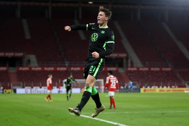 DEU: 1. FSV Mainz 05 v VfL Wolfsburg - Bundesliga