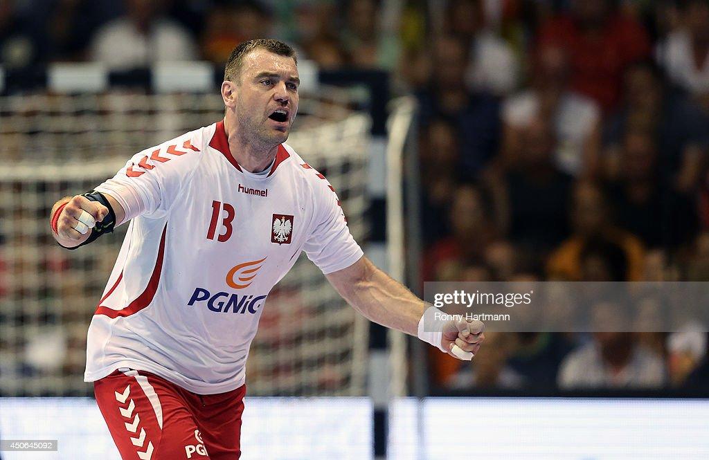 Germany v Poland - IHF World Championship 2015 Playoff Leg Two