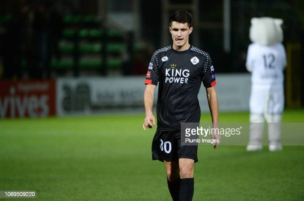 Bartosz Kapustka of OH Leuven after the Proximus League match between KSV Roeselare and OH Leuven at Schiervelde Stadion on December 7th 2018 in...