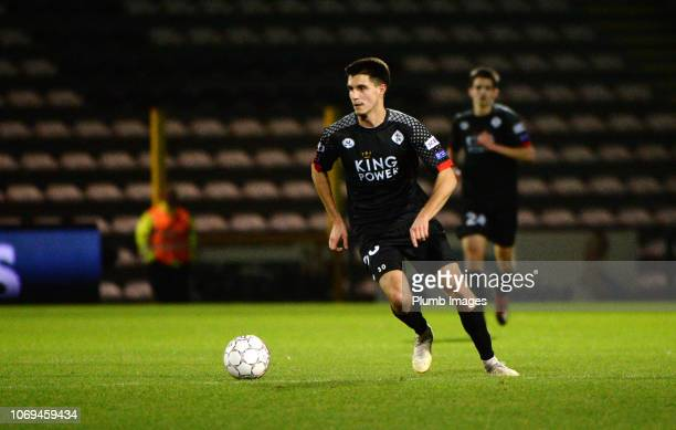 Bartosz Kapustka of OH Leuven in action during the Proximus League match between KSV Roeselare and OH Leuven at Schiervelde Stadion on December 7th...