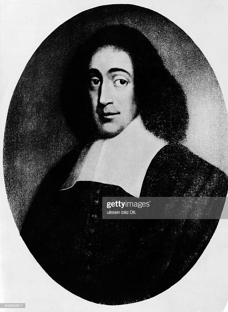 Baruch De Spinoza 24111632 21021677philosoph